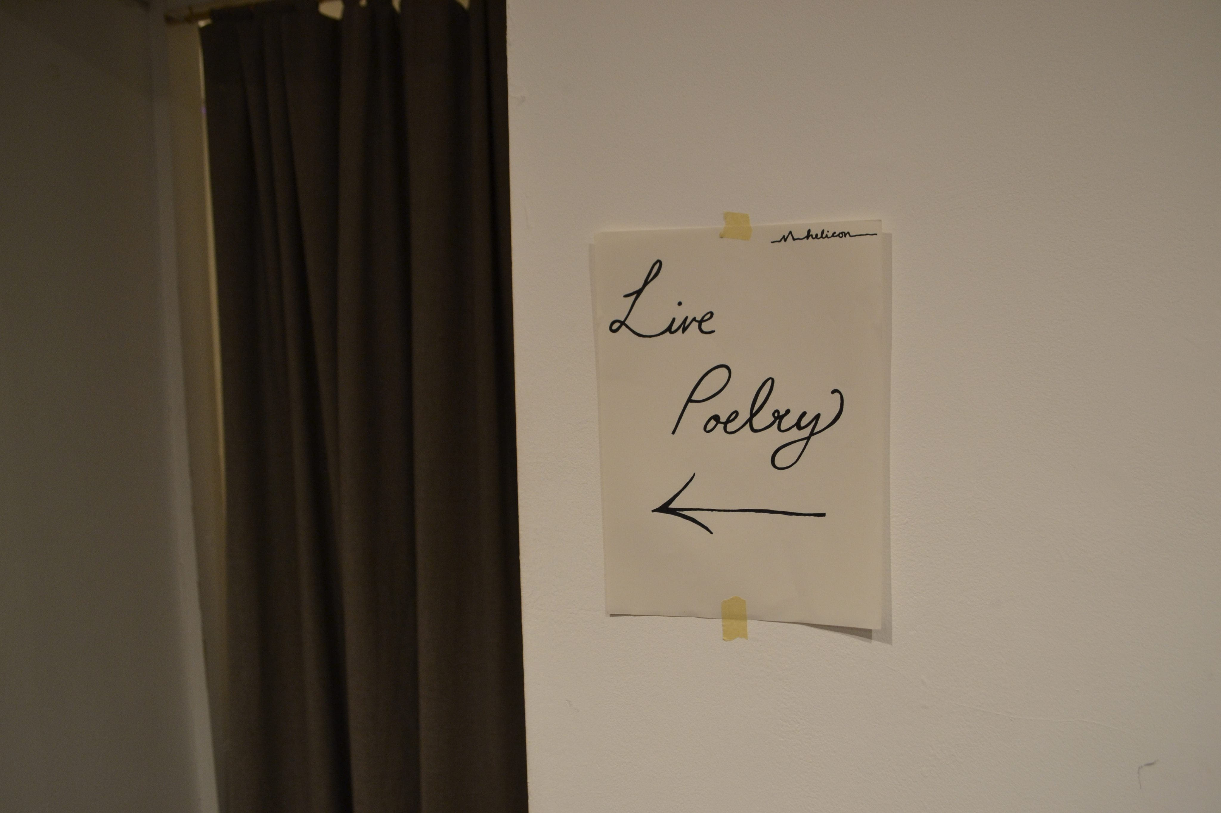 live-poetry