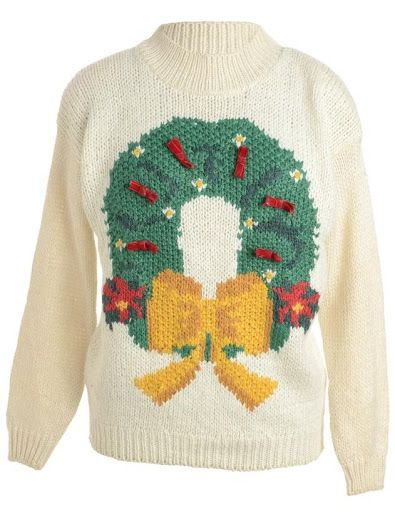 Perfect your Christmas knits: Roll out your novelty jumpers